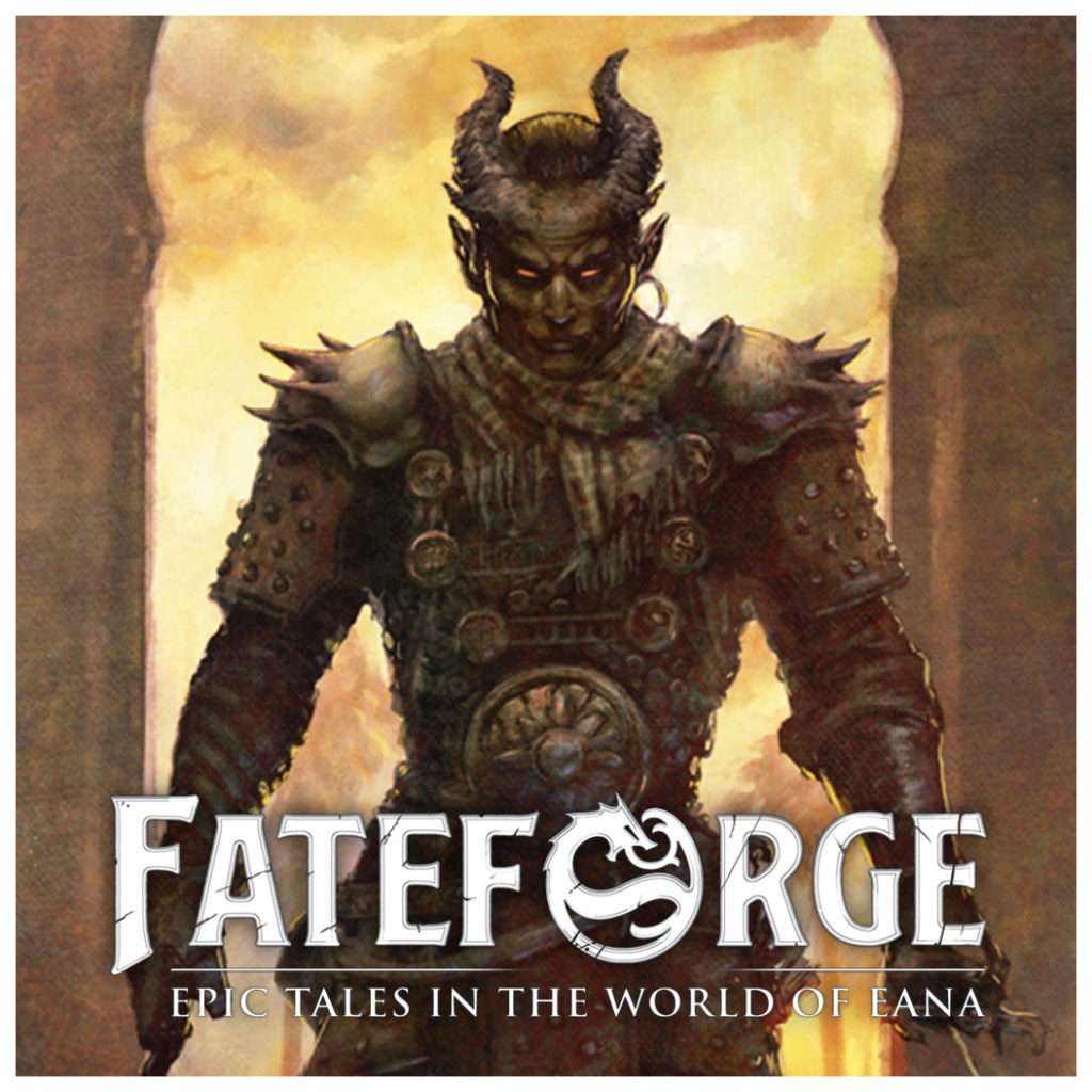 Fateforge - Funded in July 2019 (125 877 $)