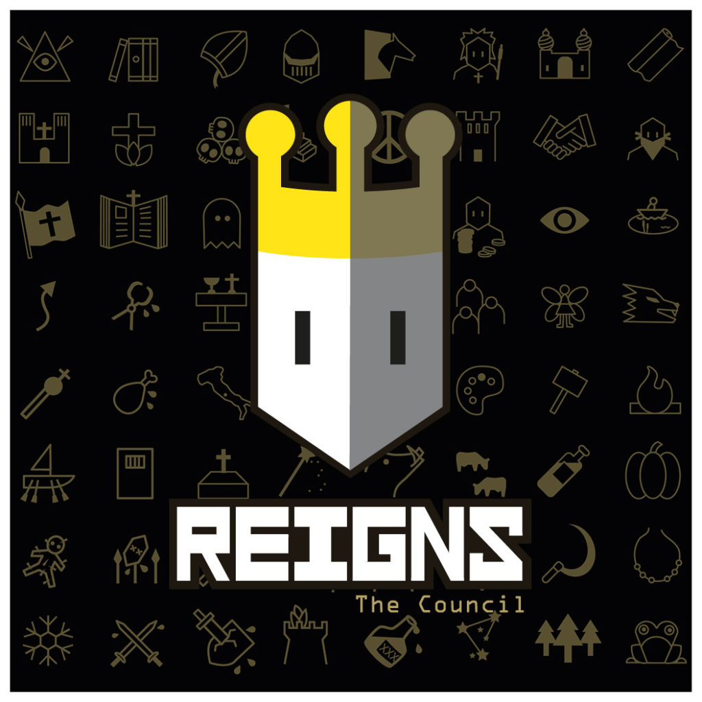 Reigns: The Council -  Funded in October 2019 (106 524 £)